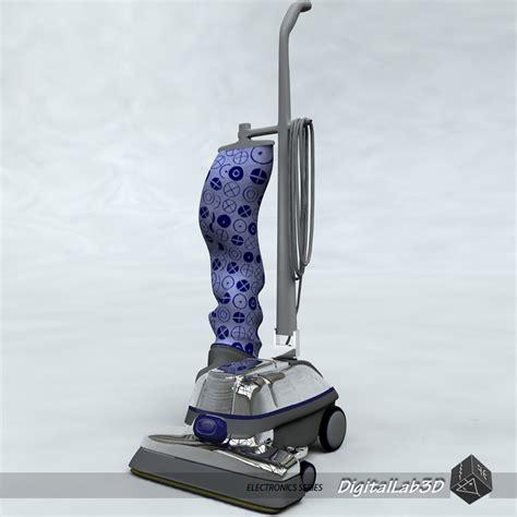 Vacuum Models Vacuum Cleaner Violet 3d Model Max Obj 3ds Fbx C4d