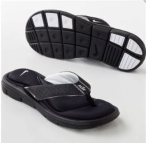 nike comfort footbed sneakers nike nike comfort footbed sandals from jordan s closet