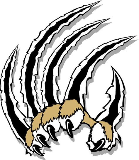 wolverine mascot clipart