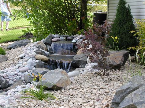landscape water features water features country home landscape