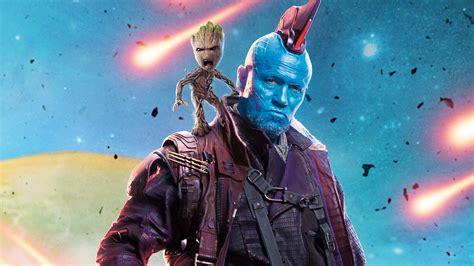 Marvel Lagend Galaxy Guardian Vol 2 Lord Yondu Angela Drax yondu marvel universe 16 wallpapers