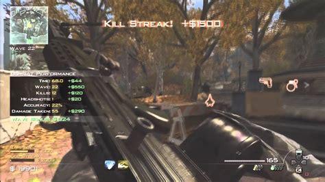 Call Of Duty 45 call of duty modern warfare 3 survival mode liberation