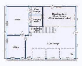 Garage Studio Plans by Garage Studio Plans