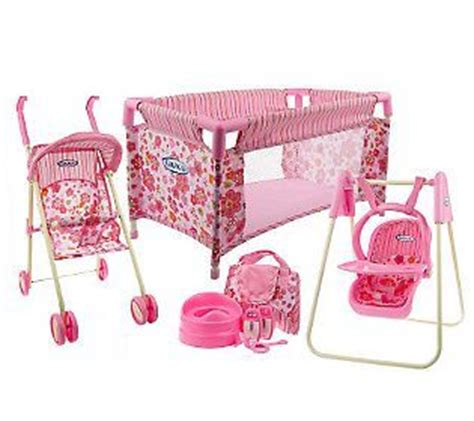 Baby Doll Stroller Crib And Highchair by Baby Nursery Decor Creative Interior Baby Doll Nursery