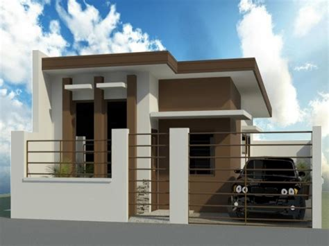 modern bungalow house designs philippines small bungalow nice modern bungalow house plans in philippines modern