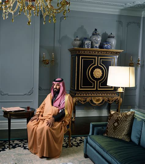 Should We Believe Him by The Saudi Crown Prince Thinks He Can Transform The Middle