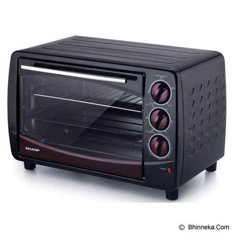 Oven Listrik Watt Kecil Sharp jual sharp electric oven eo 28lp k murah bhinneka