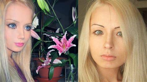 tutorial makeup valeria lukyanova pin by triepsyn nguyen on lint pinterest