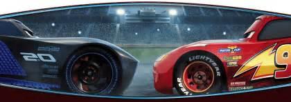 Lightning Vs Car Cars 3 2017 Official Disney Uk Site