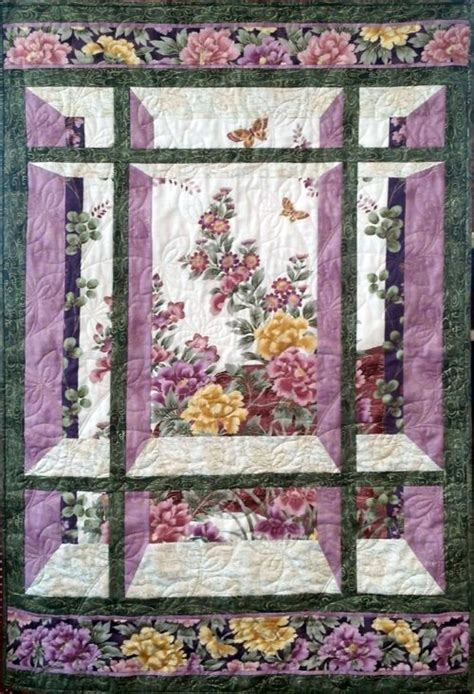 Window Quilts Window On The East Quilt Quilts