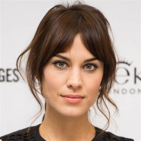 round face high forhead hairstyles and cowslick the perfect fringe bang brokerages day trading blog