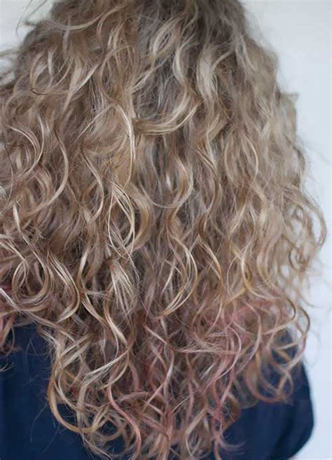 hair how to loosen perm perm big loose curls hairstylegalleries com