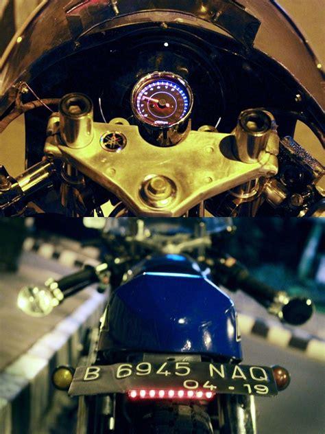 Kaostshirt Yamaha Rx King 4 yamaha rx king 135 cafe racer bikebound