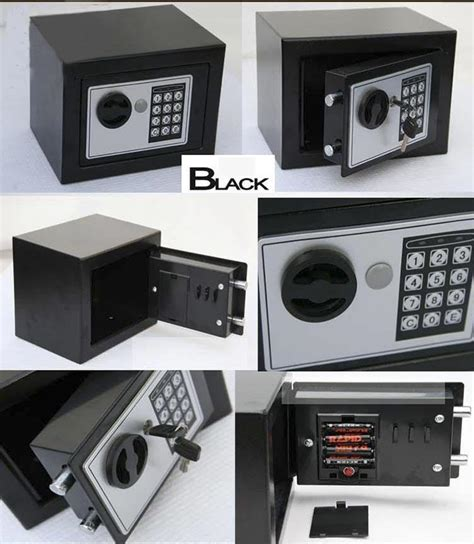 drill resistant ideal digital safe box for home
