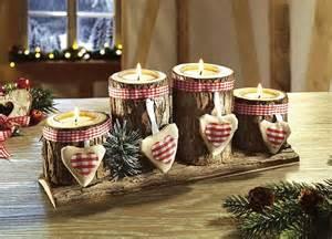 weihnachtliche dekoration 220 ber 1 000 ideen zu teelichthalter holz auf
