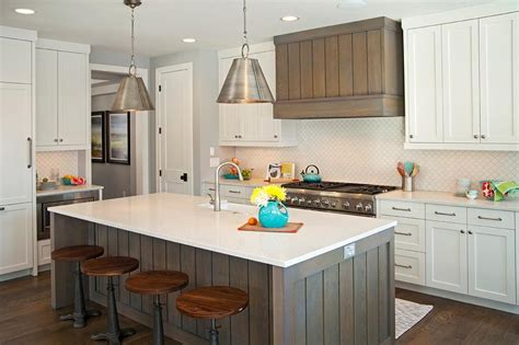 Grey Wash Kitchen Cabinets Grey Wash Kitchen Cabinets Design Ideas