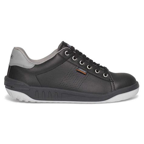 comfortable safety trainers parade jamma black premium unisex safety trainers with vps