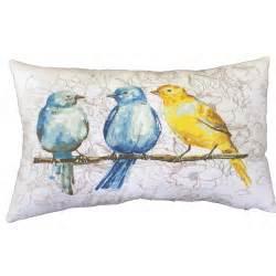 bird throw pillow pillows for