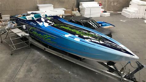 cigarette boat company cigarette boat advanced airbrush