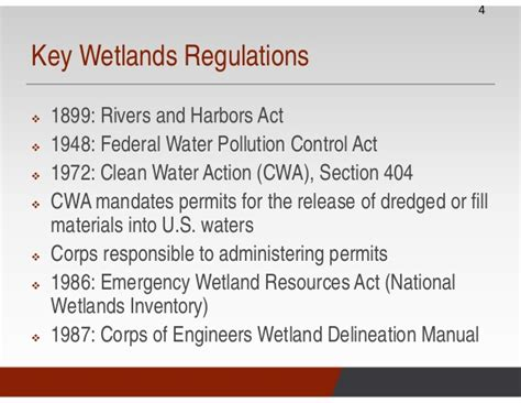 cwa section 404 new epa wetlands rule