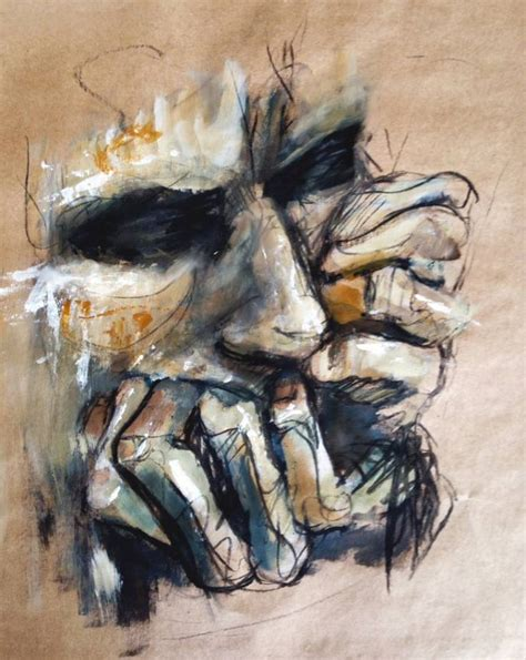human painting paintings about anxiety search stress anxiety