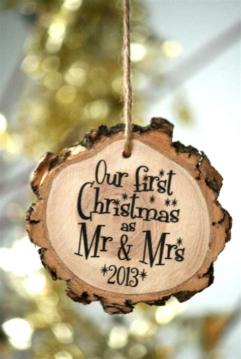 christmas gifts for newlywed couples newlyweds 2014 ornament wedding gift s frist gift
