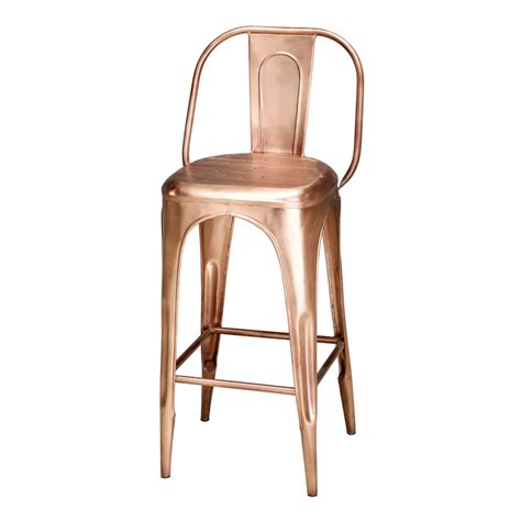parisian cafe bar stools cafe bar stool copper andy thornton