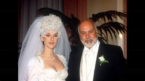 celine dion biography marriage celine dion wedding photo slideshow youtube