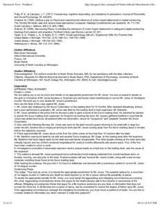 victim impact statement template victim impact statement 2004