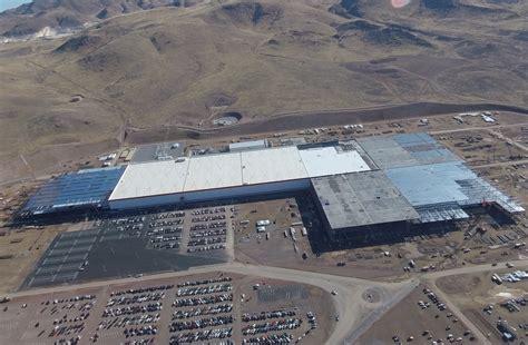 Tesla Geophysical Tesla Gigafactory Update 31 New Permits 2x In Size 2170