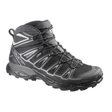 mens salomon walking boots salomon s x ultra mid 2 gtx hiking boots fontana sports