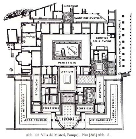 ancient roman house floor plan mod the sims villa dei misteri pompeii