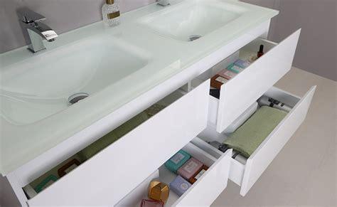 mobile bagno 120 cm arredobagno doppio lavabo black 120 cm