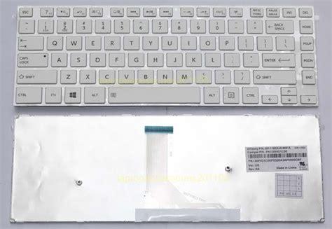 Keyboard Laptop Toshiba Satellite C40 A keyboard toshiba satellite c40 b c40d c40d b series tittle