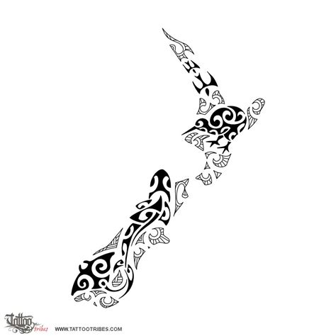 new zealand tribal tattoo meanings of new zealand nature custom
