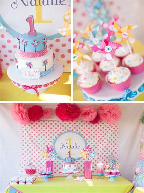 kara s party ideas pinwheels and polka dots party planning