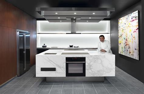 innovative kitchen design ideas tetsuya s masterkitchen by electrolux electrolux