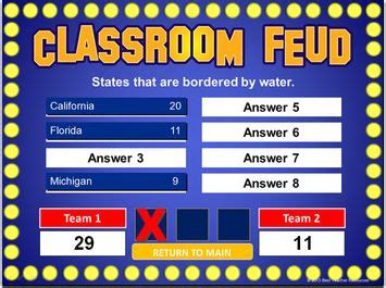 family feud templates and families on pinterest