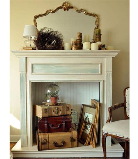 fireplace ideas no fire 18 fireplace decorating ideas best fireplace design