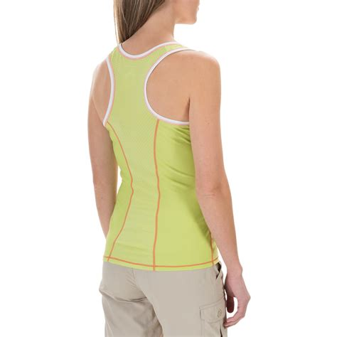Give Top by Exofficio Give N Go 174 Sport Mesh Tank Top For