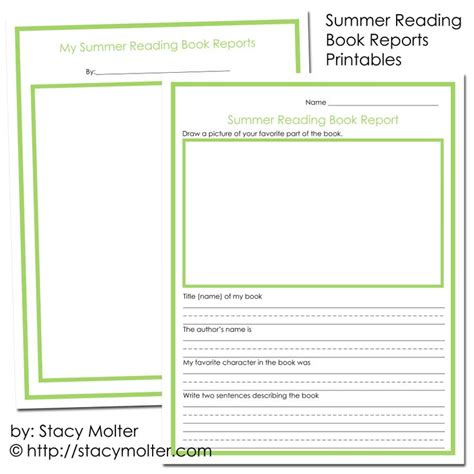 book reports for 2nd grade 41 best images about 1st 2nd grade book reports on