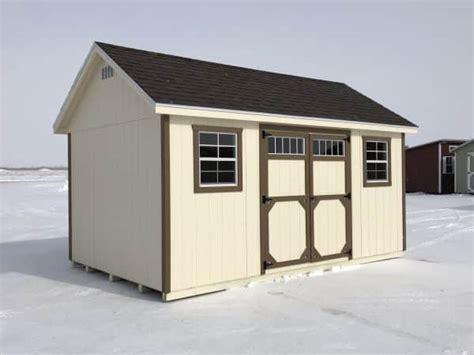 cottage style shed horizon storage sheds