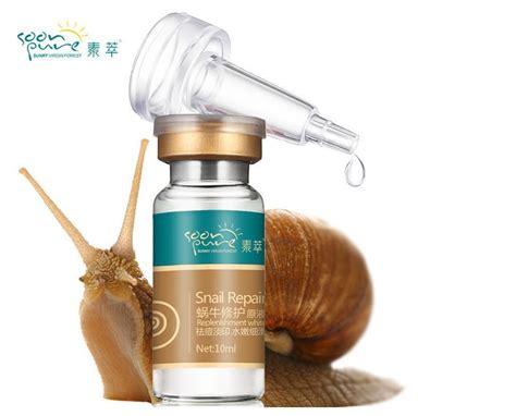 Serum Gold Korea korean gold snail extract white serum scars