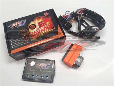 Tuner Suits by Api Tech Efi Advanced Ignition And Injection Tuner To Suit