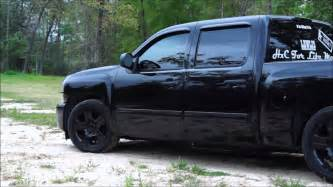 dropped 2011 chevy silverado