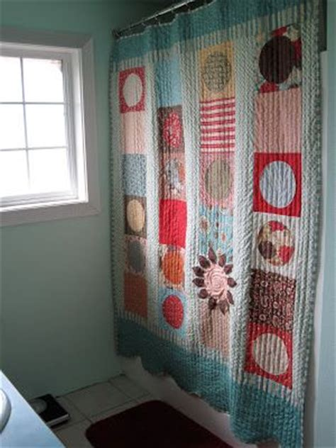 how to make quilted curtains 14 best images about quilted shower curtain on pinterest