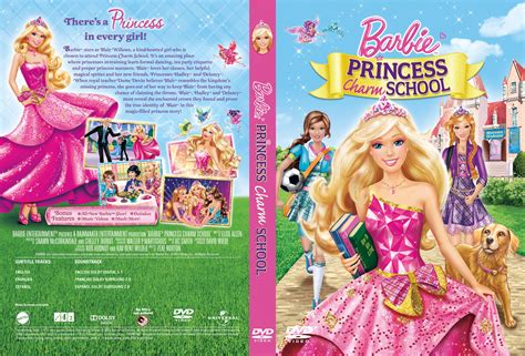 barbie princess charm school 2011 barbie movies watch barbie princess charm school cd cover