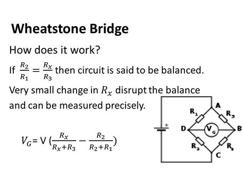 wheatstone bridge how it works presentation on load cell and its application ppt