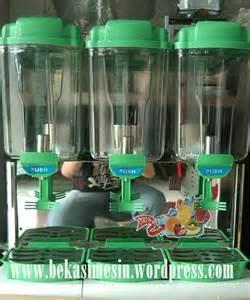 Harga Mesin Merk Ichibo electric juice dispenser bekasi mesin