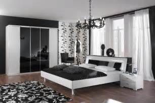 chambre noir et blanc photo 4 20 un look tr 232 s clair